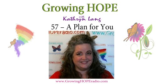 Growing HOPE Daily - header - 57 - A Plan for You