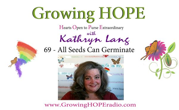 #GrowingHOPE Daily - 69 - All Seeds Can Germinate