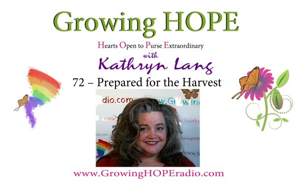 #GrowingHOPE Daily - header - 72 – Prepared for the Harvest
