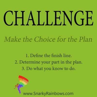 Daily Challenge for December 18 - make the choice