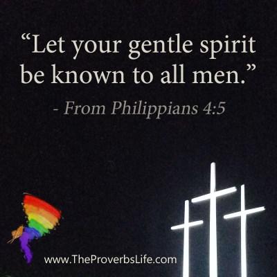Scripture Focus - Philippians 4-5