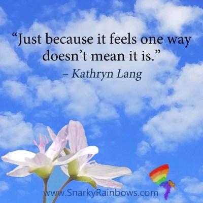 #QuoteoftheDay truth of feelings