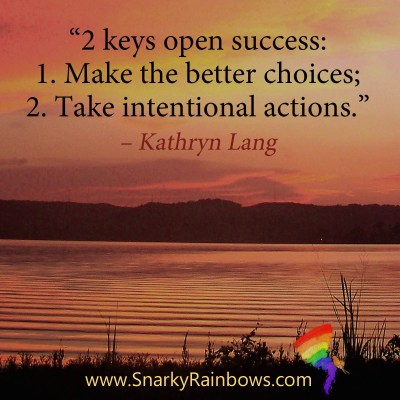 #QuoteoftheDay - 2 keys open success