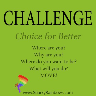 Daily challenge - choice for better