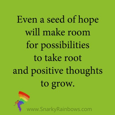 quote - seed of hope