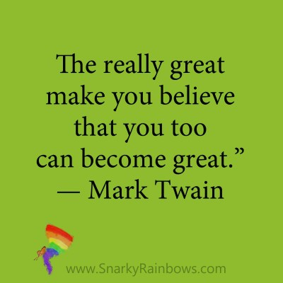 quote - mark twain - invested in others