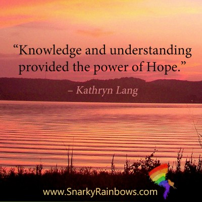 rooted in knowledge