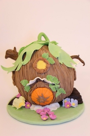 Tinkerbell S Treehouse 171 Kathryn S Cake Shoppe