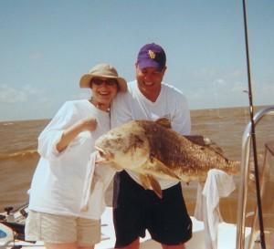 Memorial Day 2004 - Kathryn black drum 2