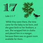 Born a Baby, Jesus Comes to Earth