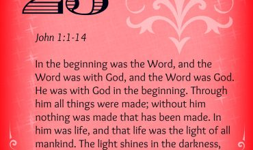 Jesus, The Word Made Flesh