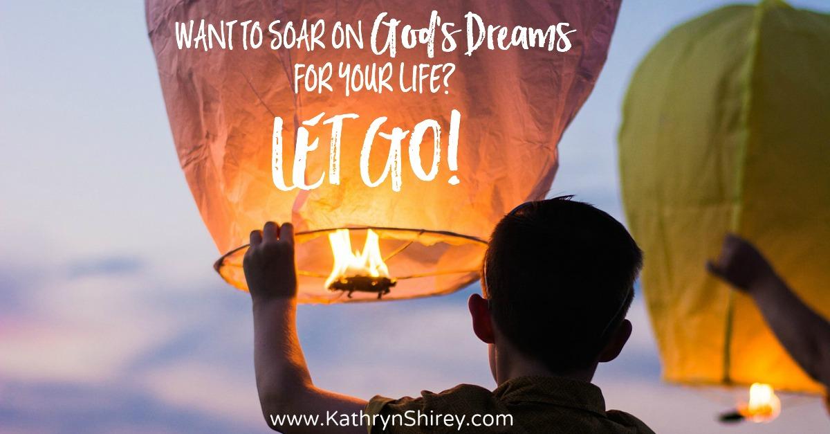 soar on God's dreams