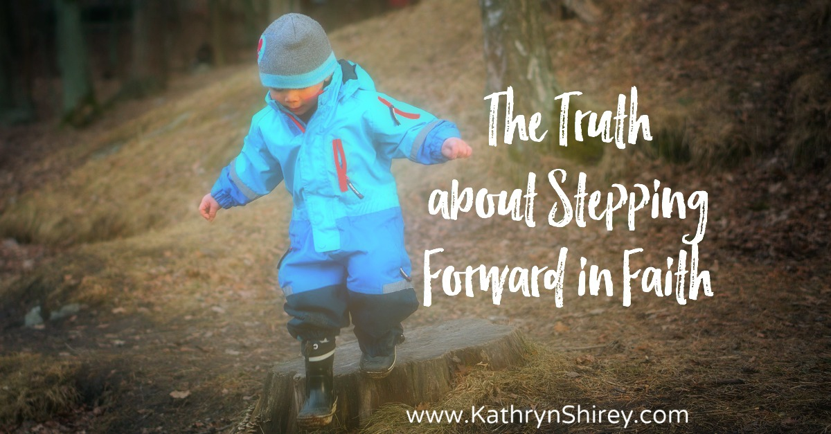 Are you facing a big decision or battle? You have to face your fears and decide who is going to win the battle: God or the Enemy? Discover the truth about stepping forward in faith. Find your strength in God for whatever lies ahead in your life.