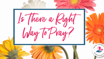 How to Pray with Prayer Doodles | Prayer & Possibilities