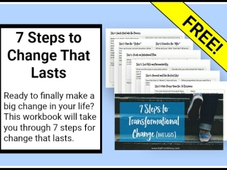 7 Steps to Lasting Transformational Change