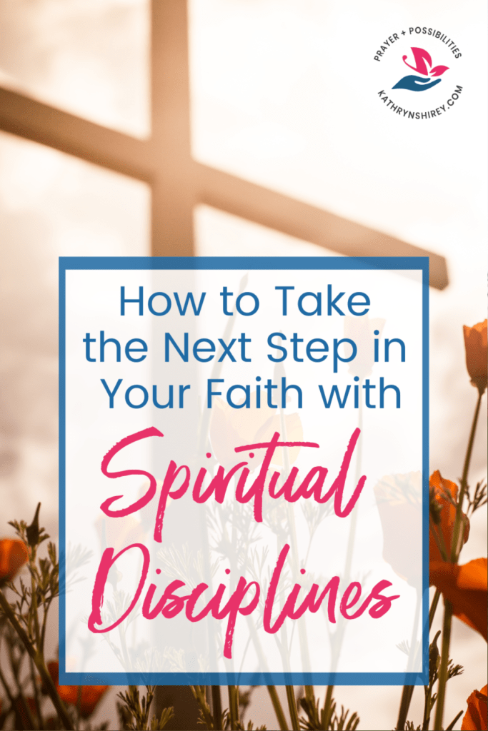 Spiritual disciplines help grow and deepen your faith. Learn how you can use spiritual training to develop better habits and live into your faith more fully