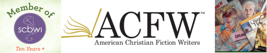 ACFW, SCBWI, Memberships of Kathy O'Neill