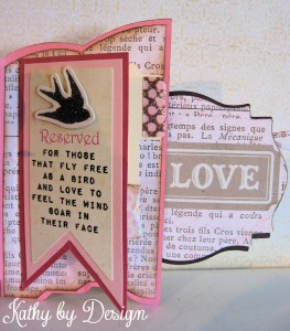 Shadow Box Birthday Card 10