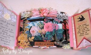 Shadow Box Birthday Card 12