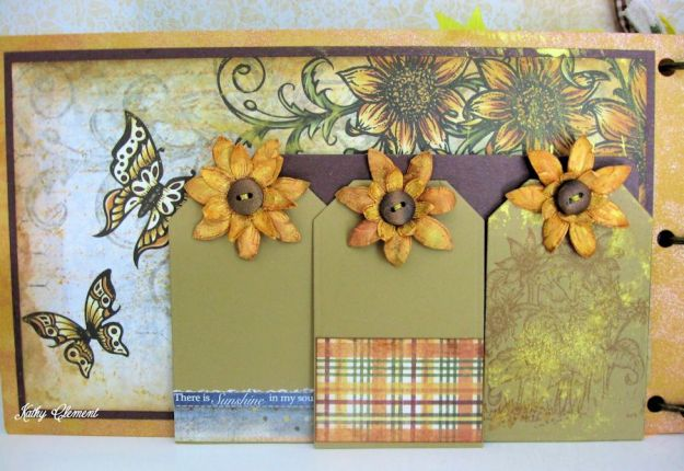 Classic Sunflower Album 14a