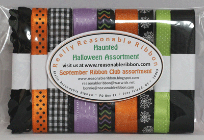 Haunted Halloween Assortment