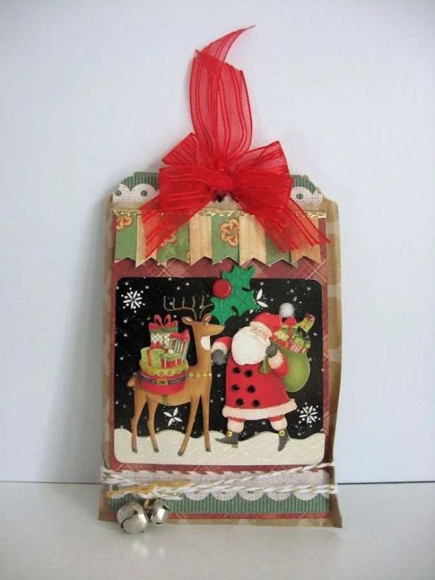 Secret Santa Reindeer