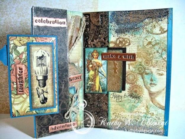 Steampunk Debutante/Kathy by Design
