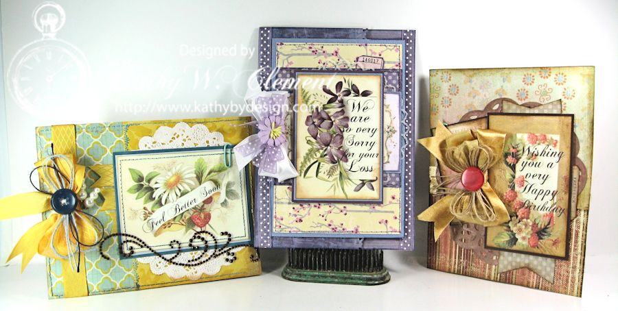 Kathy by Design/Victorian Calling Cards
