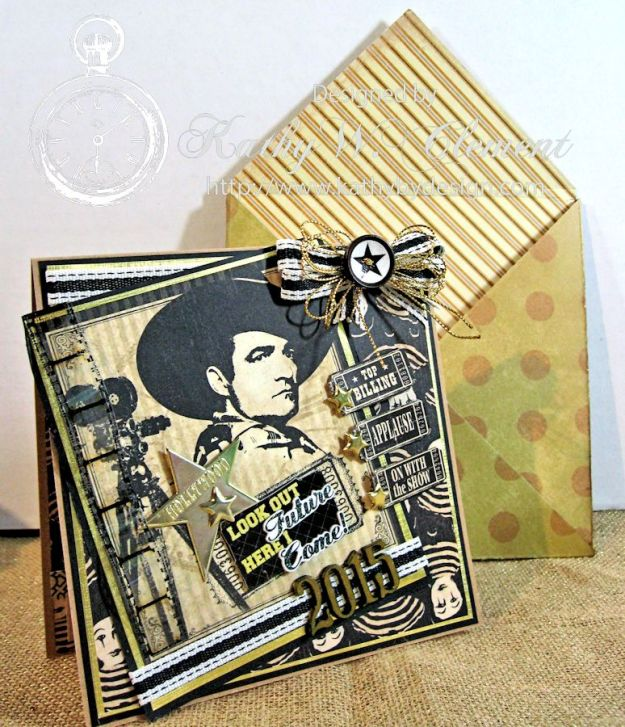 Kathy by Design/Masculine Graduation Card
