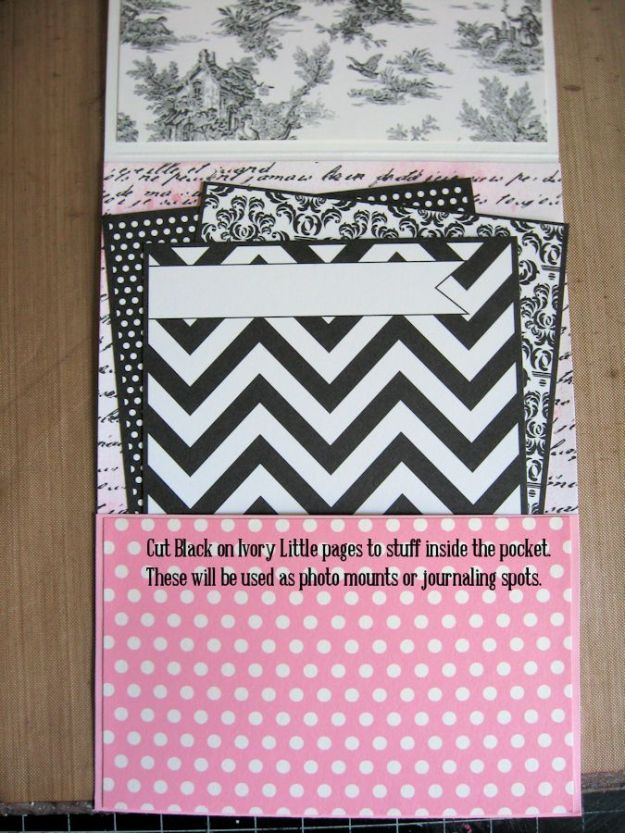 Nanas Little Brag Book Tutorial Kathy By Design