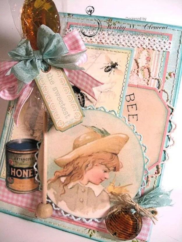 Honey Girl Card 03