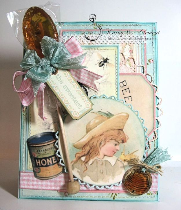 Honey Girl Card 4