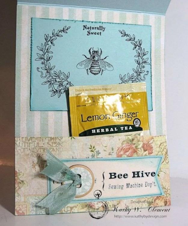 Honey Girl Card 5