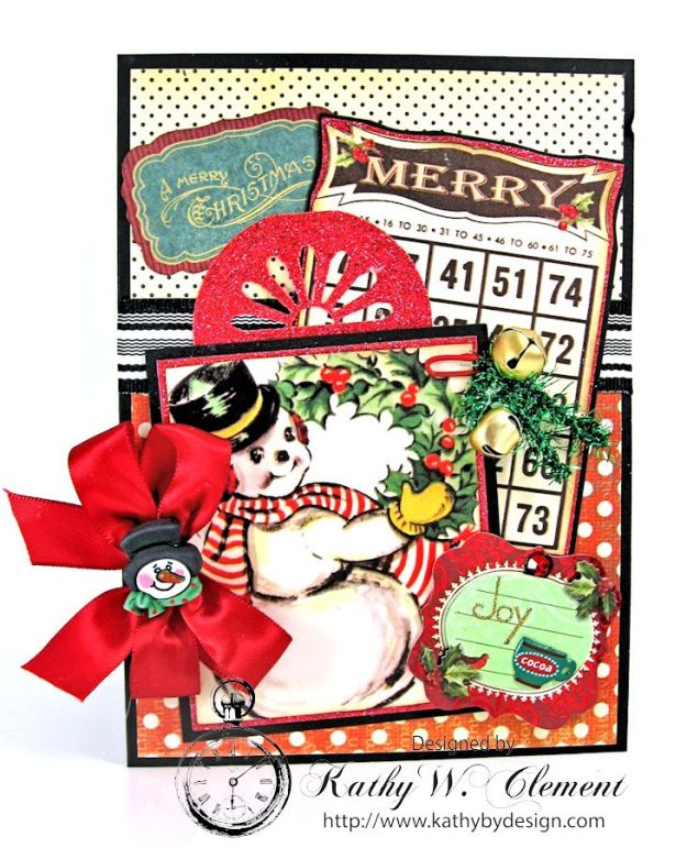 Christmas Creativity Kit Snowmen08