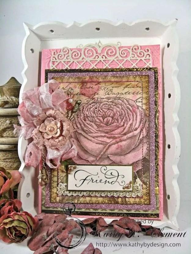 Kathy by Design for Crafty Secrets