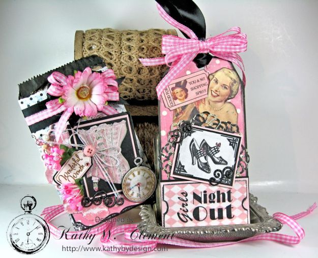 Girls Night out Tag in a Bag 05