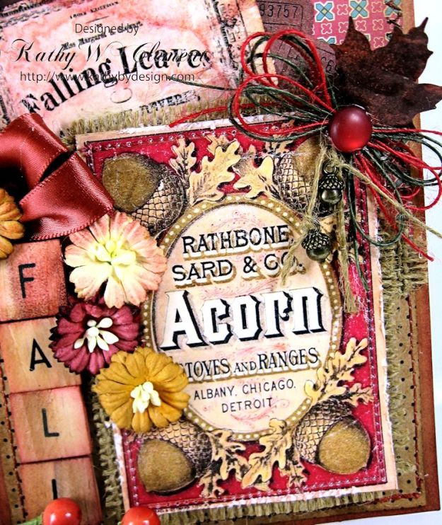 Kathy by Design for Polly's Paper Studio