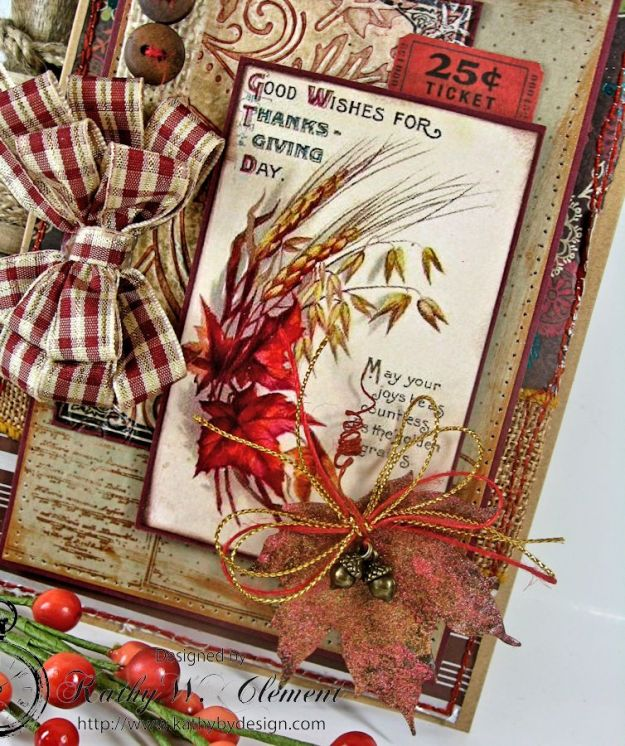 Kathy by Design for Polly's Paper Studio Fall Creativity Kit 02