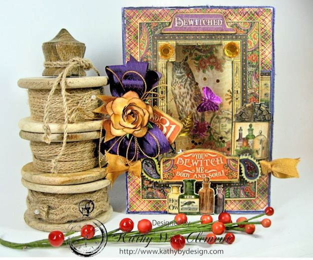 Kathy by Design/Rare Oddities Shaker Card02