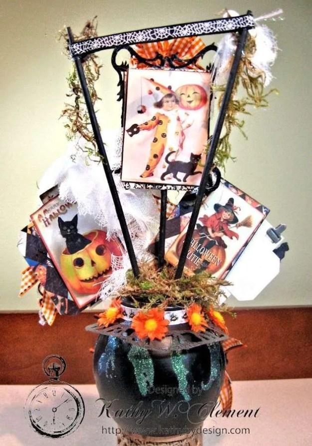 Kathy by Design/Witch's Cauldron