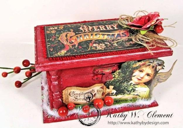 Kathy by Design December Countdown Chalkboard for Crafty Secrets 07