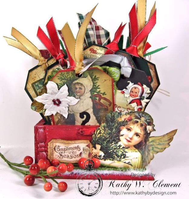 Kathy by Design December Countdown Chalkboard for Crafty Secrets13
