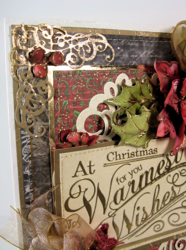Kathy by Design Warm Wishes Christmas Card for Heartfelt Creations 03