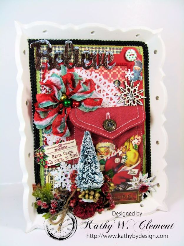 Kathy by DesignInteractive Christmas Frame 02