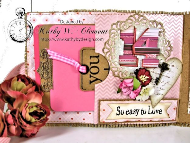 Polly's Paper Valentine Wallet 02