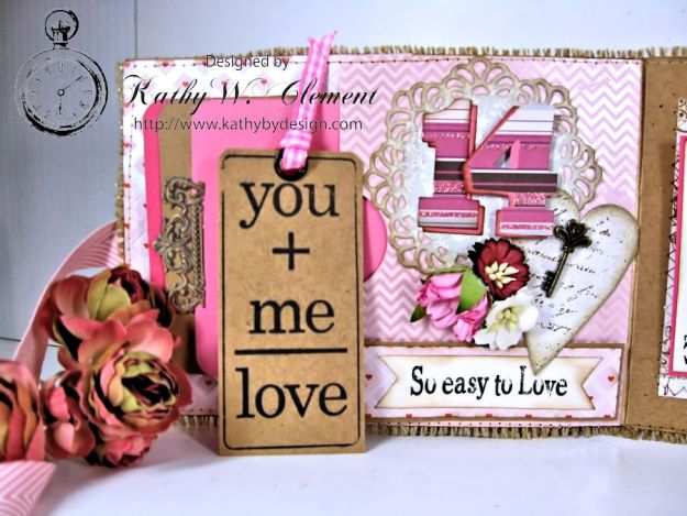 Polly's Paper Valentine Wallet 03
