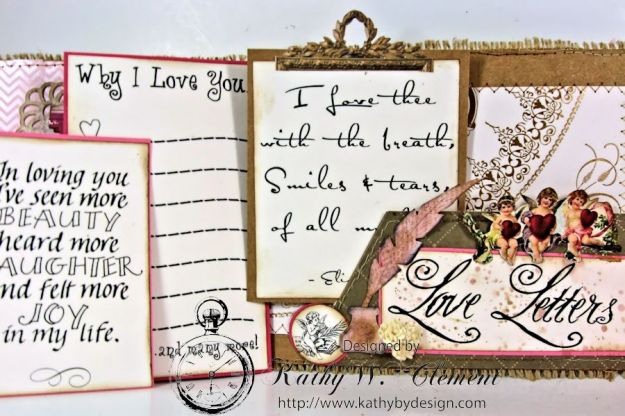 Polly's Paper Valentine Wallet 05