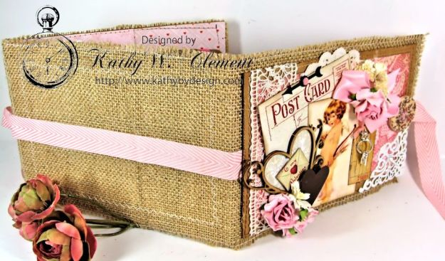 Polly's Paper Valentine Wallet 12