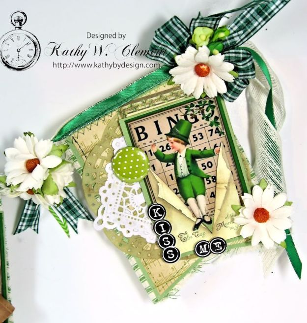 Lucky St. Patrick's Day Banner 04
