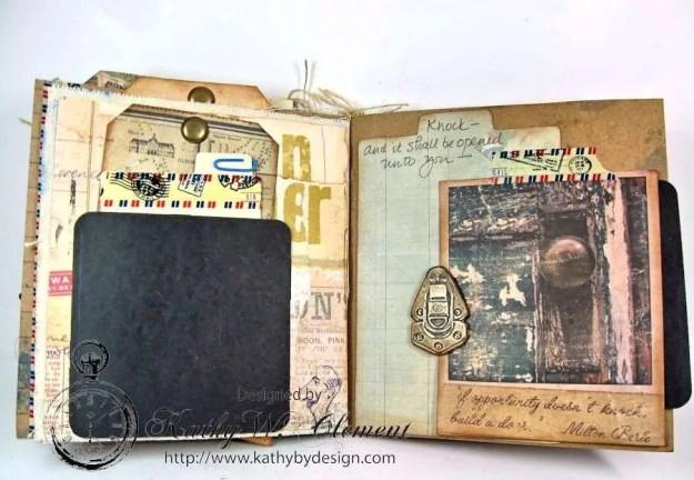 Wanderlust Junque Journal Kathy by Design 11
